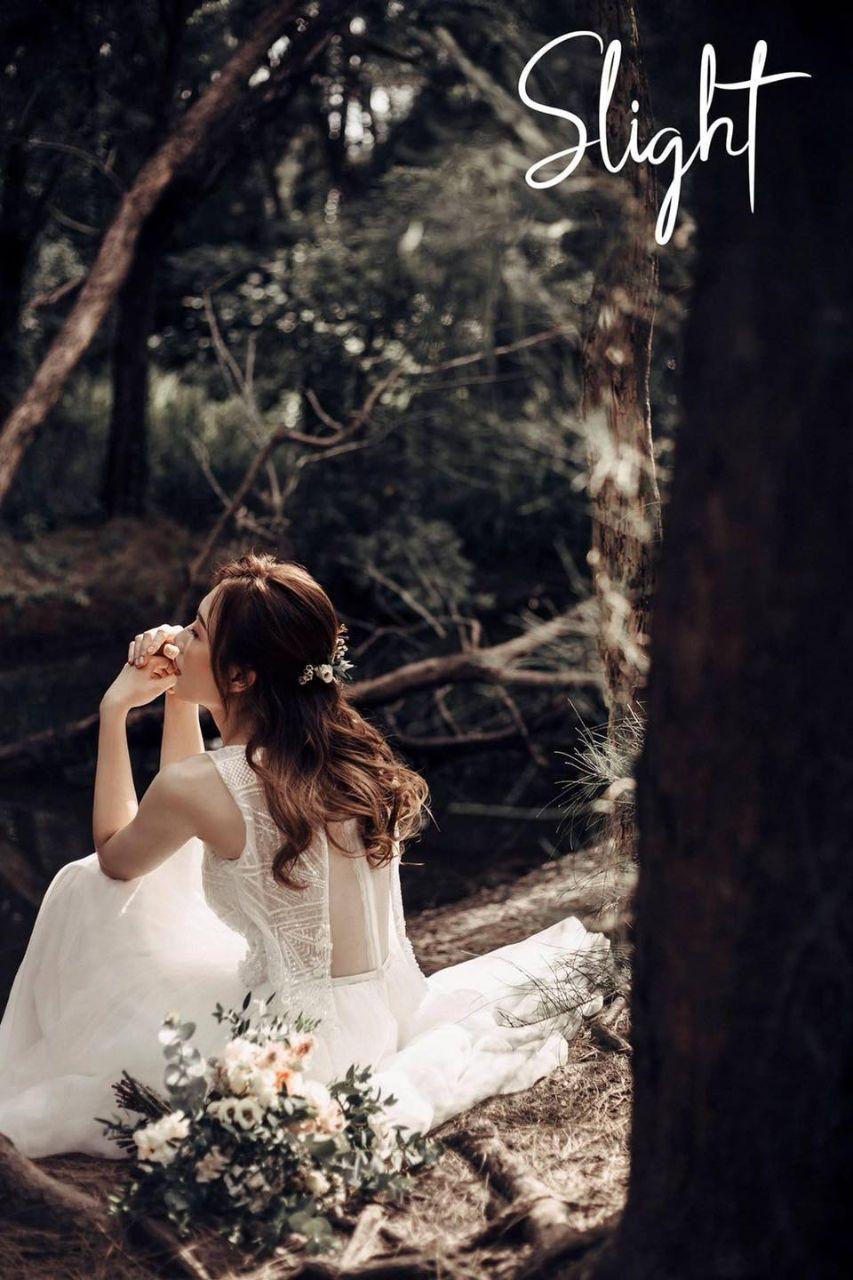 微光婚紗攝影工作室 / 台南森林