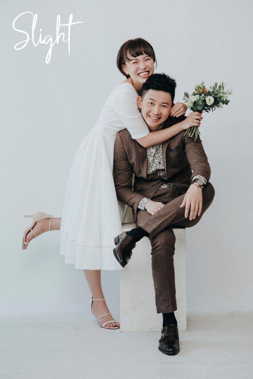 微光婚紗攝影工作室 / 台南經典棚拍