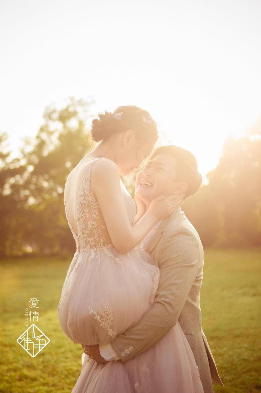 愛情街角 婚禮婚紗 影像工作室 / 台南安平白鷺灣
