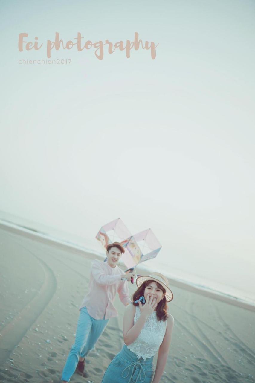 油甲桂 UJK IMAGE 攝影工作室 / 台南安平漁光島