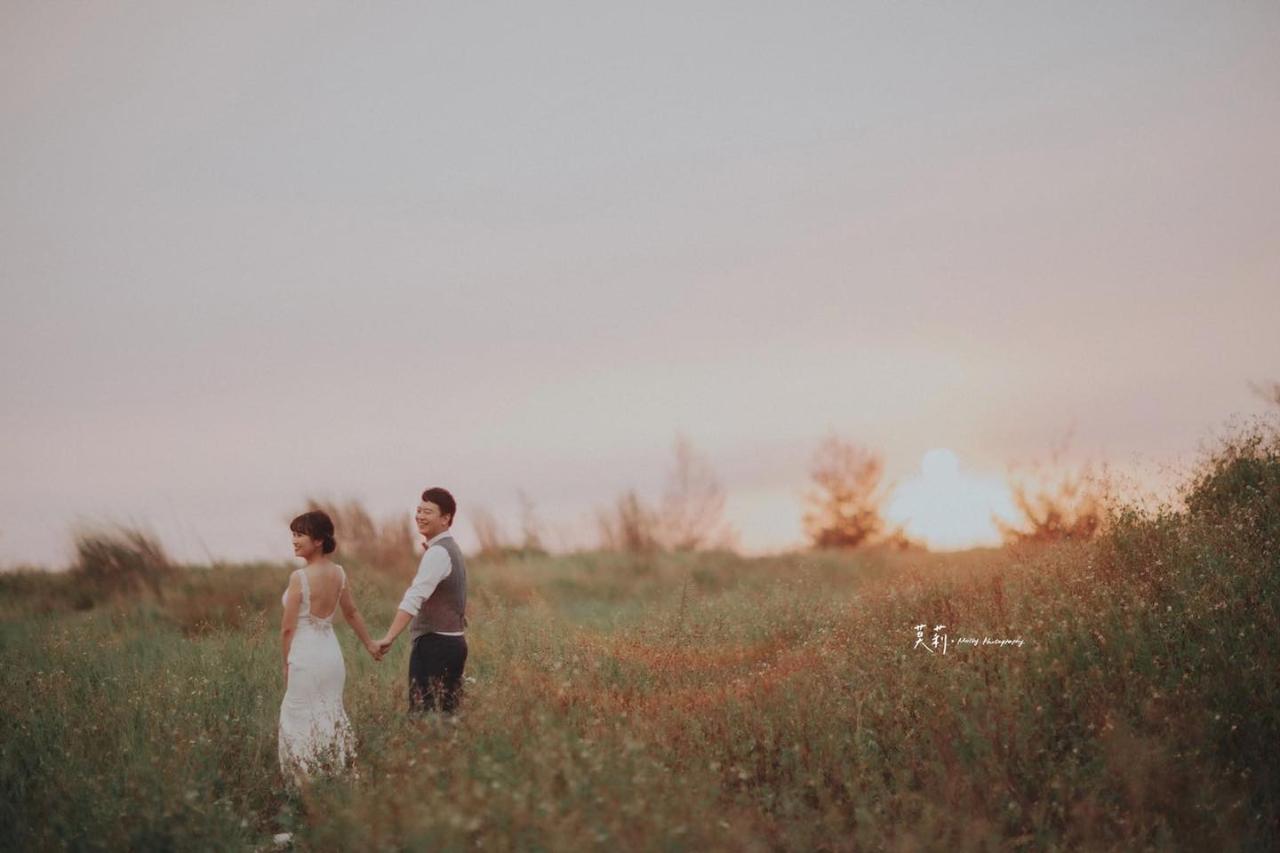 莫莉。Molly Photography / 台南自然風格婚紗