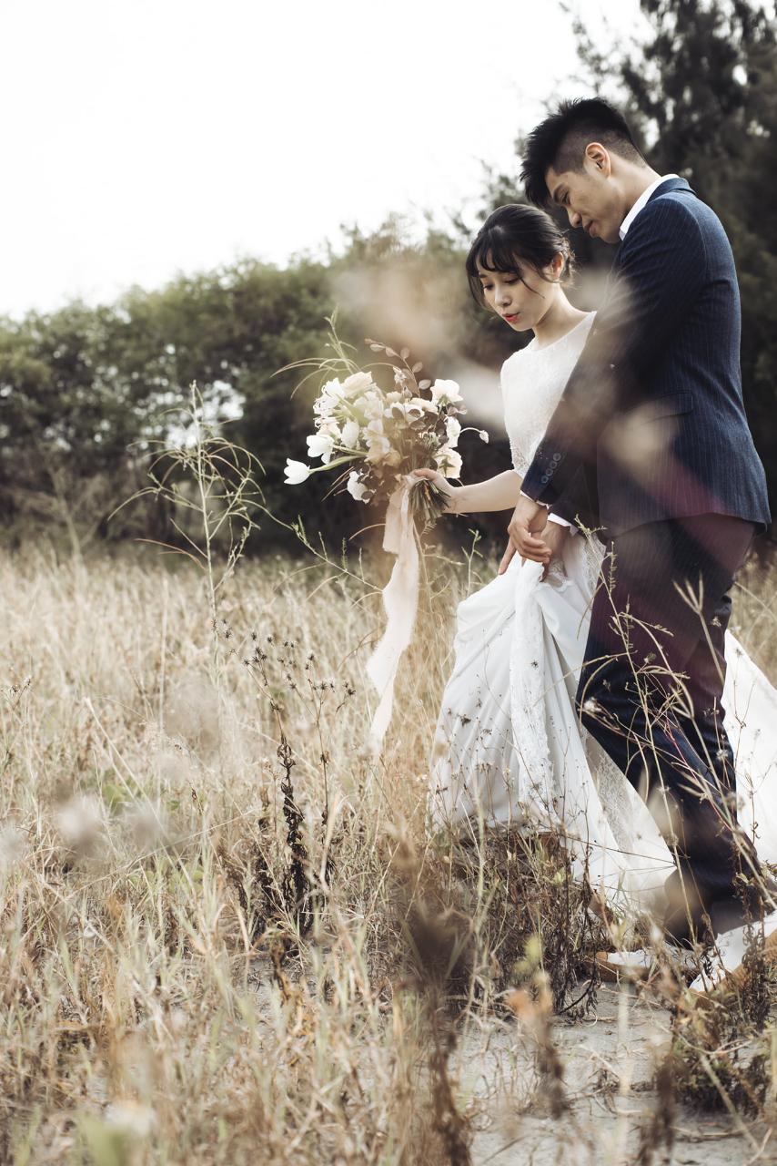 JF.Su Photography / 台南自然風格婚紗
