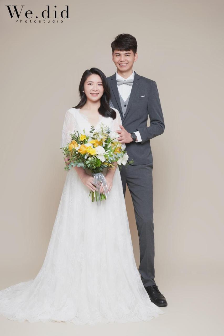 許夏未來|We.did Photography / 台南韓風婚紗