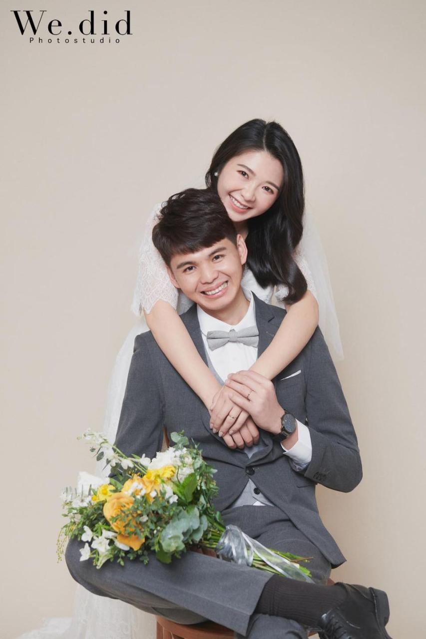 許夏未來 Photography / 台南韓風婚紗