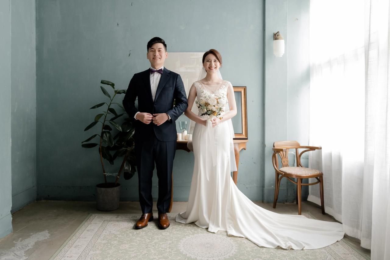 喜喜鵲影像工作室 / 台南客製化婚紗
