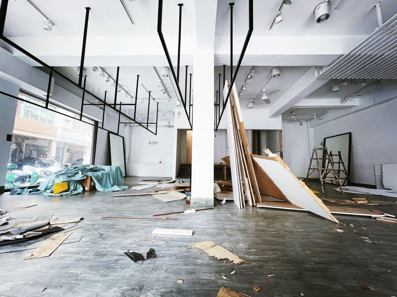 范特囍誌-破壞為了建設