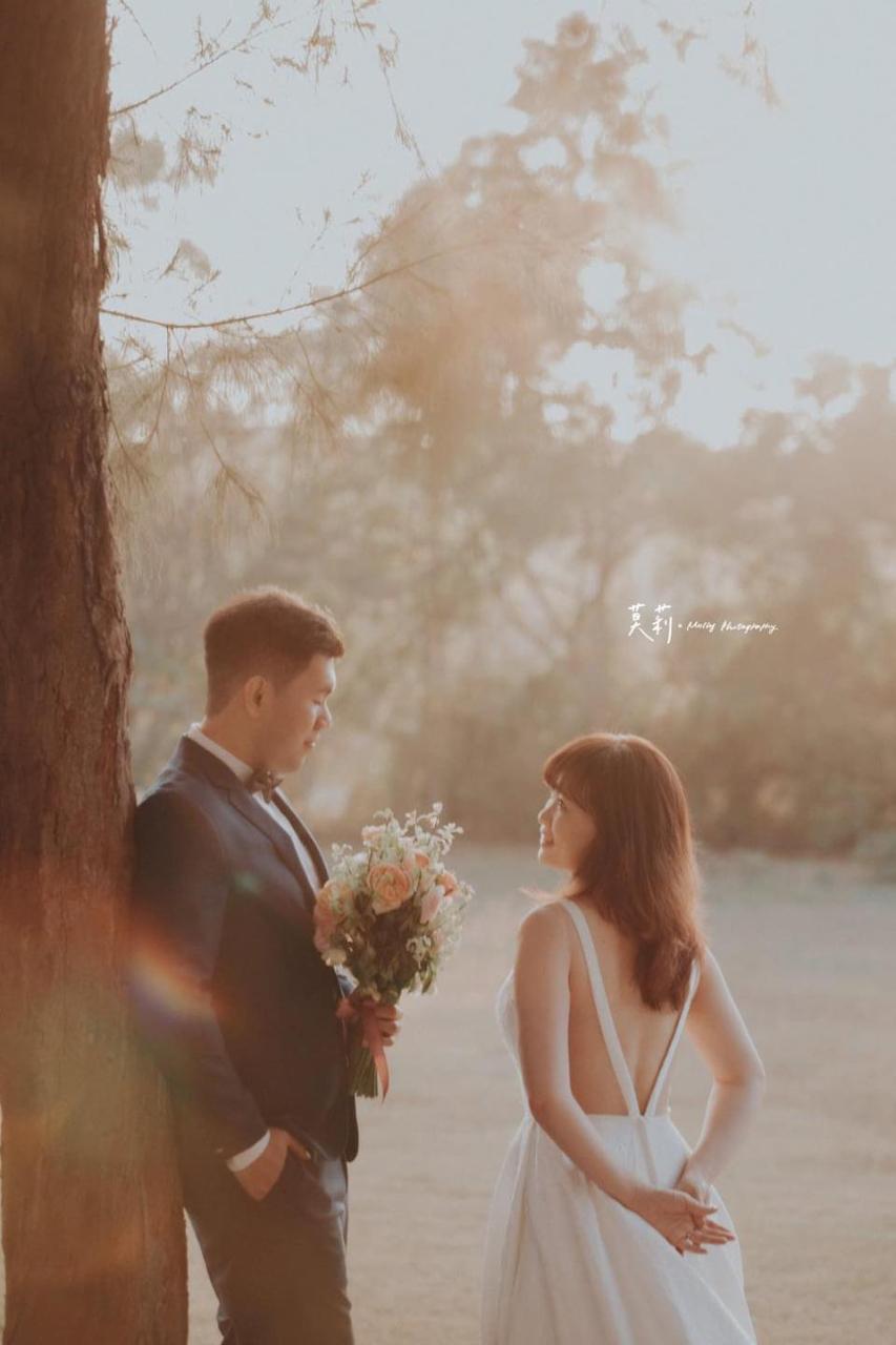 莫莉。Molly Photography / 逆光婚紗
