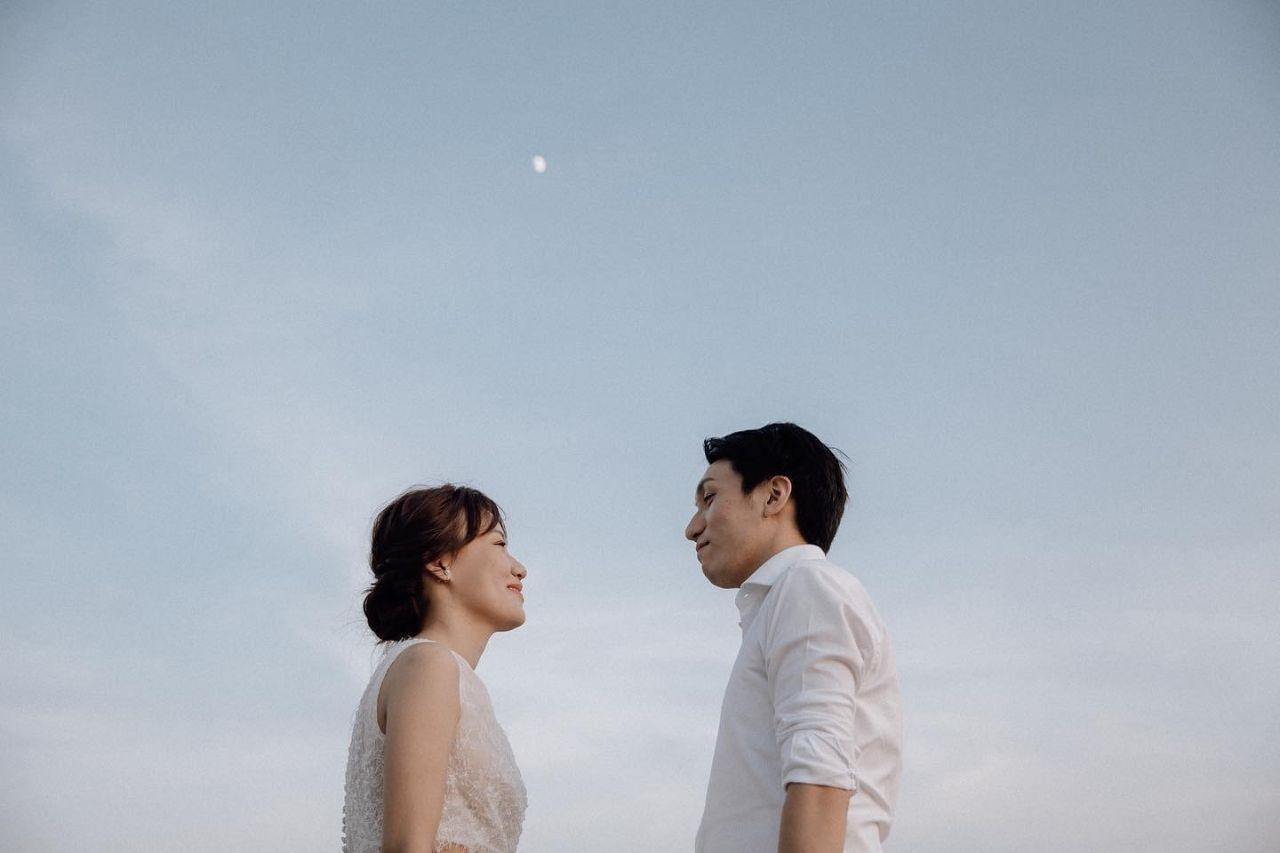 IMMA Photography / 台南漁光島婚紗