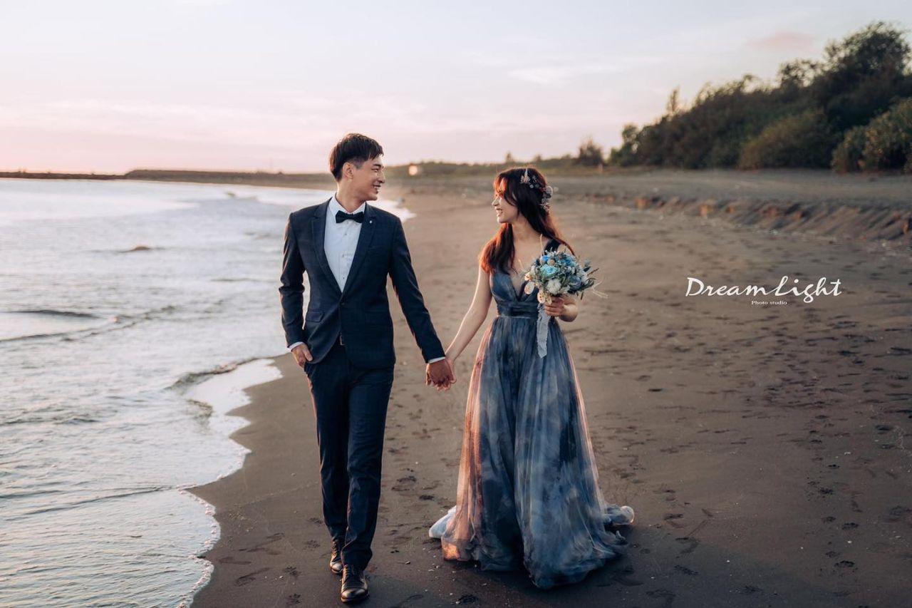 Dream Light 攝影工作室 / 台南黃金海岸婚紗